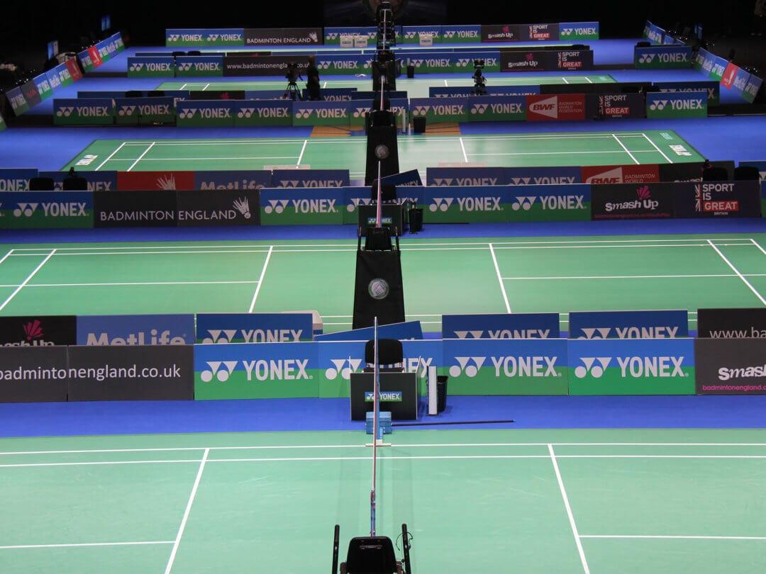 Yonex Badminton for England Badminton