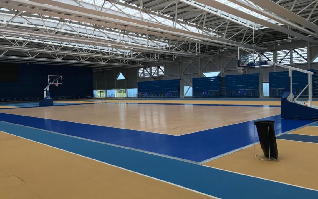 FIBA basketball Dublin 2017