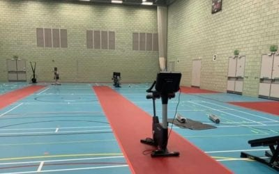 The Doug Woodcock Sports Centre, Aston University